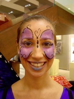 butterfly mask NY