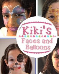 Face Painting Kiki NYC