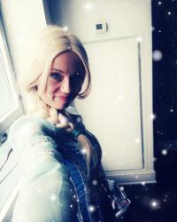 Ice Queen Snow Queen Character NYC
