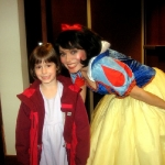 Princess Snow White party in NYC