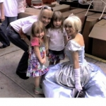 Princess Cinderella meets her fans at NYC event