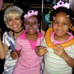 Cinderella kids\' party in NYC