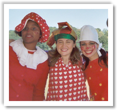 Children's party entertainment, face painting, balloonists for corporate events in NYC Manhatta