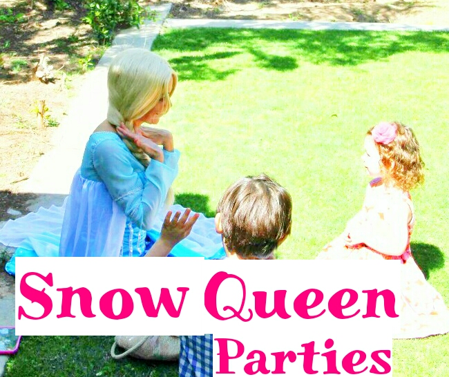 Snow Queen Parties Elsa kids party NYC for Children in Manhattan Face Painting Princesses
