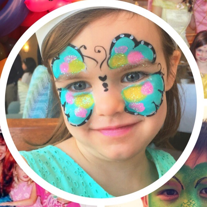 Celebrities Choice! NYC Face Painting kids party Best Face Painters n NY for Kids and Adults, Birthday Party or Corporate Eventlown parties corporate events professional face painter and balloon artist NY princess face painter balloon twisting