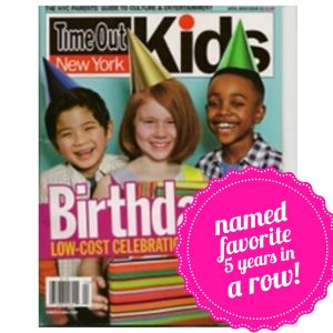 Time Out Kids cover