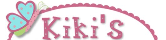 Logo for Kiki's Faces and Balloons kids parties NYC